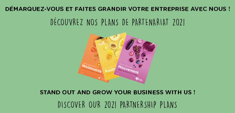 Plans de partenariat 2021