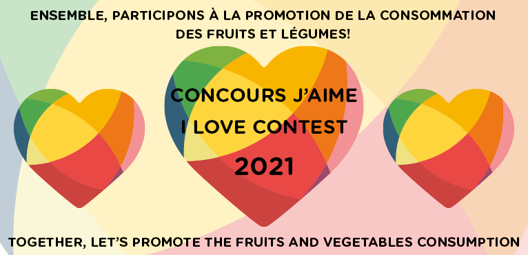 I Love contest - 2021 edition
