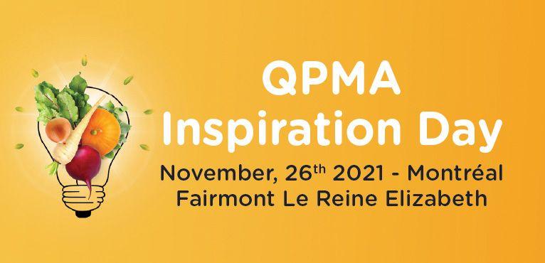 QPMA 2021 Inspiration Day