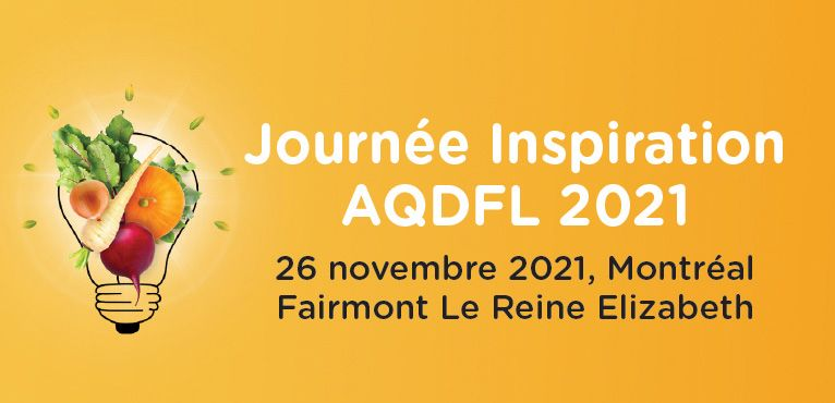 Journée Inspiration AQDFL 2021