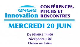 Conférences, pitch primé et rencontres avec ENGIE innovation