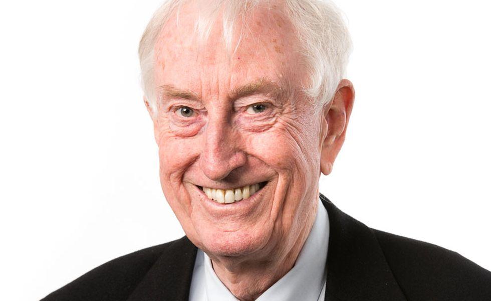 Peter Doherty, lauréat prix Nobel de médecine 1996