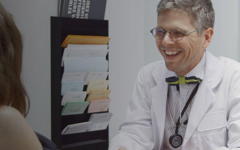 The IRCM Clinic