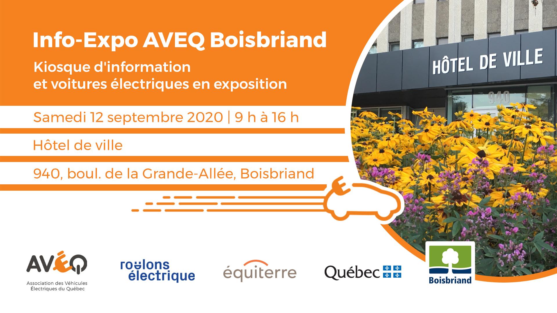 Info-Expo AVEQ Boisbriand
