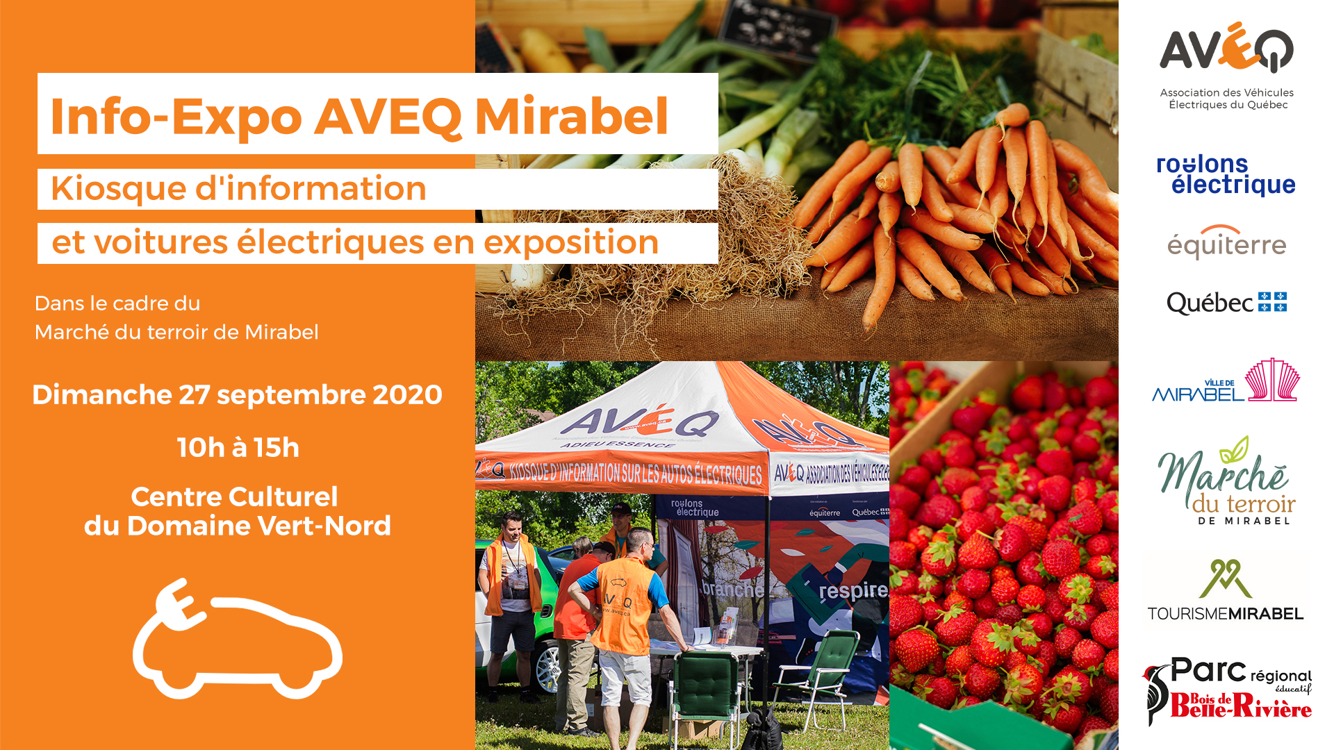 *ANNULÉE* Info-Expo AVEQ Mirabel