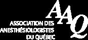 Logo Association des anesthésiologistes du Québec
