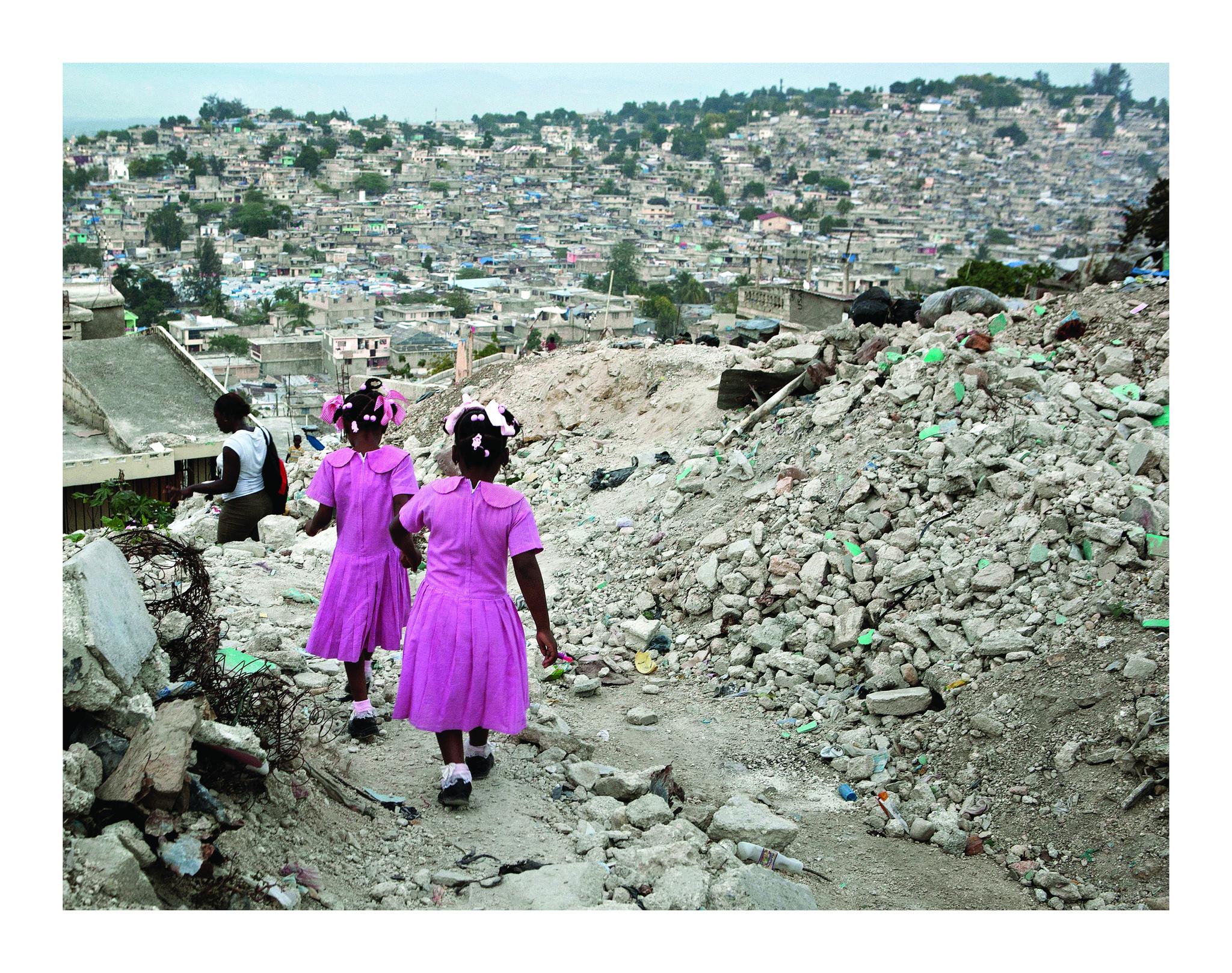Haiti 1 an après