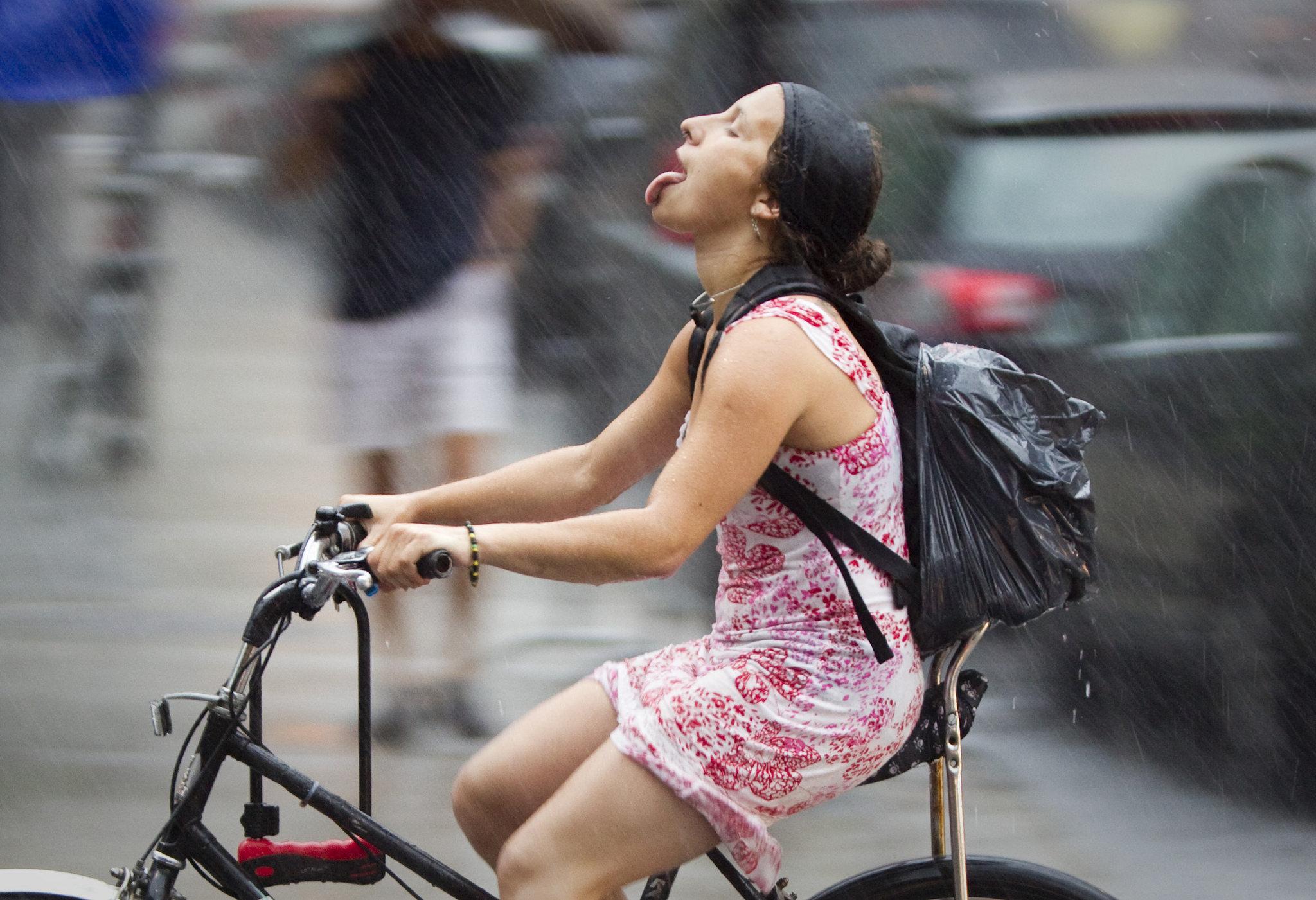 Pluie désaltérante