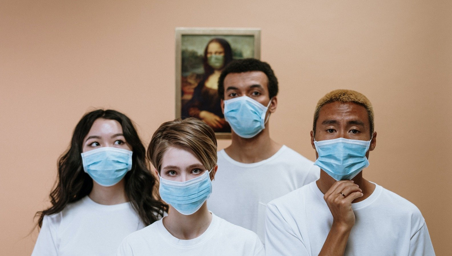 No, masks don't prevent oxygen from passing through