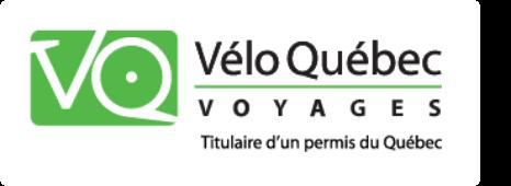 Logo Vélo Québec Voyages