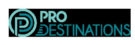 Logo Pro Destinations