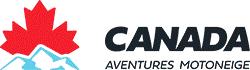 Logo Canada Aventures Motoneige