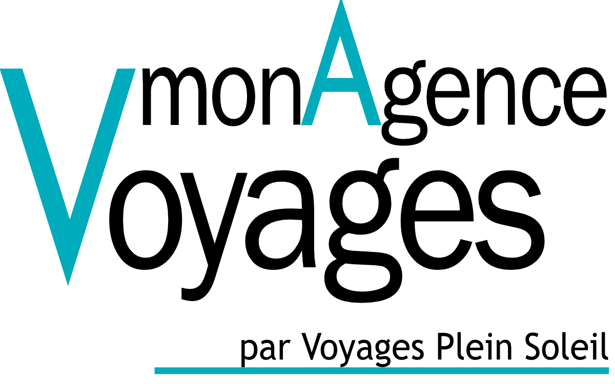 Logo mon Agence Voyages par Voyages Plein Soleil