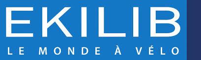 Logo Ekilib: Le monde à vélo