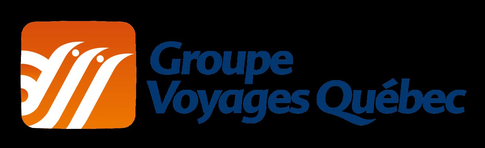 Logo Groupe Voyages Québec (GVQ)