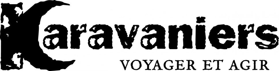 Logo Karavaniers: Voyager et Agir