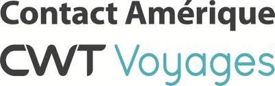 Logo Contact Amérique (CWT Voyages)