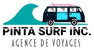 Logo Pinta Surf Agence de Voyages