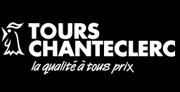 Logo Tours Chanteclerc
