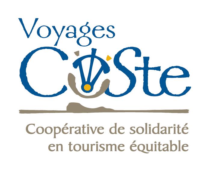 Logo Voyages Coste: Coopérative de solidarité en tourisme équitable