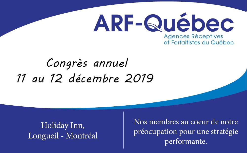 Congrès ARF-Québec