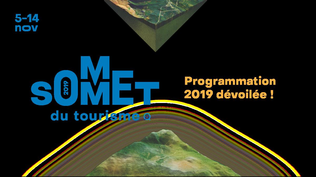 Sommet 2019 du Tourisme