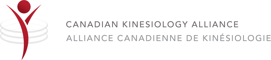 Canadian Kinesiology Alliance - Logo