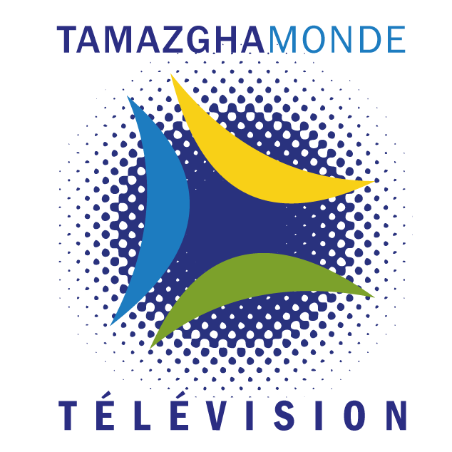 Logo TAMAZGHA MONDE TV