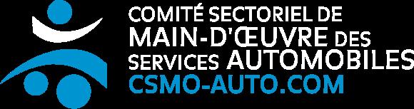 Logo Comité sectoriel de main-d'oeuvre des services automobiles
