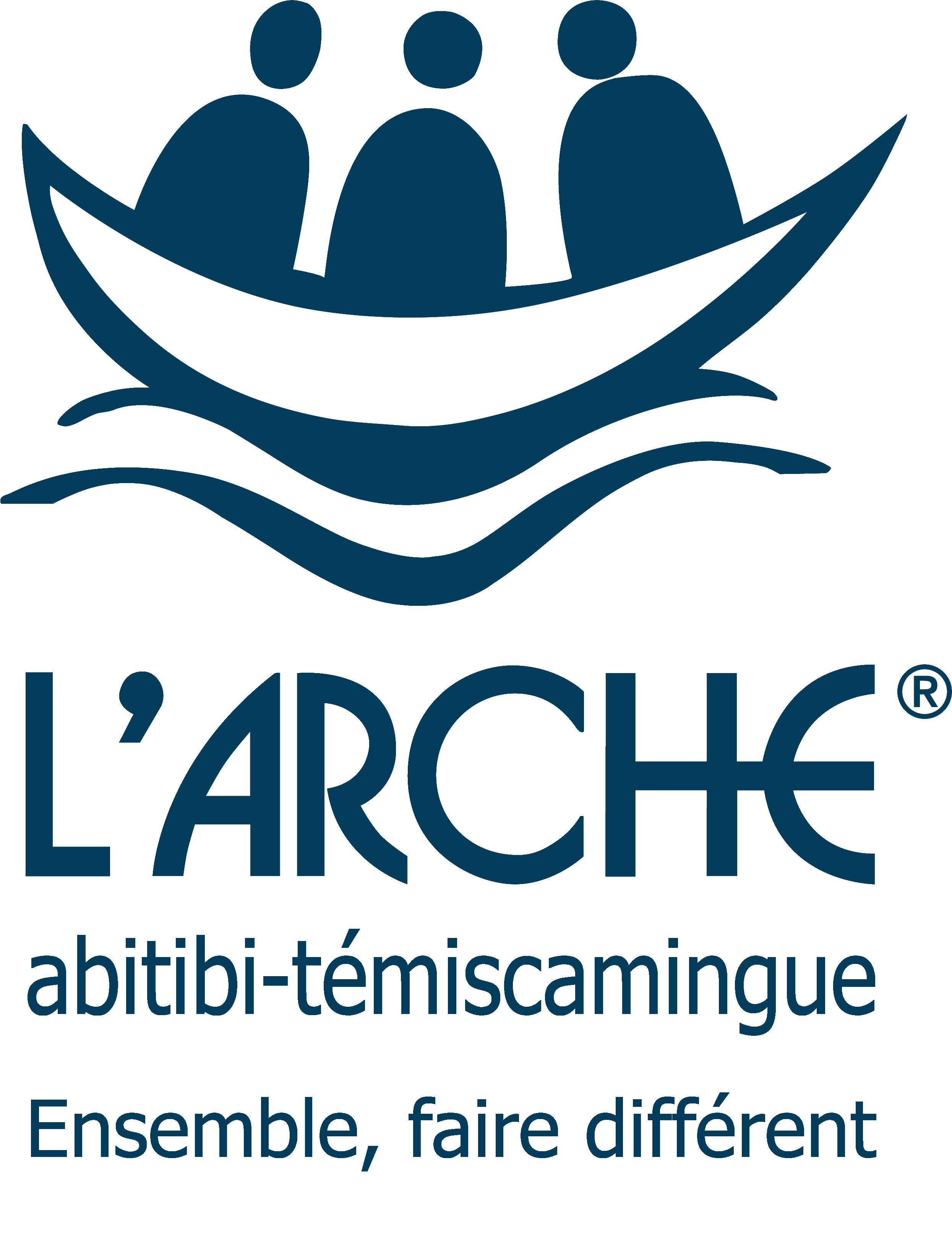 Logo L'Arche Abitibi-Témiscamingue