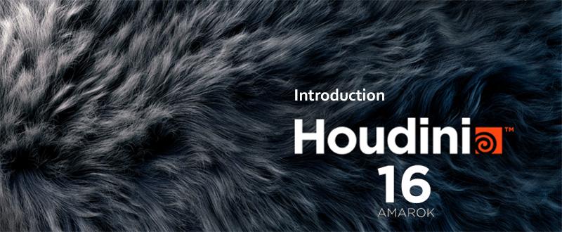 HOUDINI 16 - Introduction