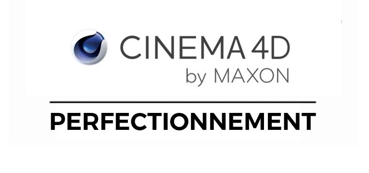 Cinéma 4D Perfectionnement