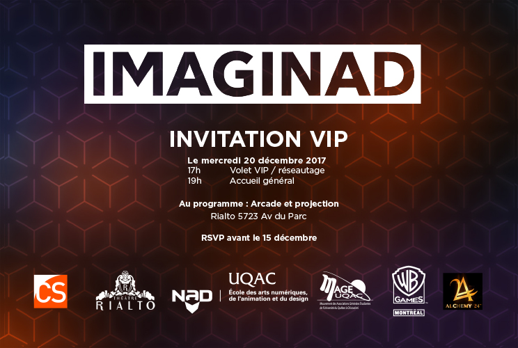 IMAGINAD -  VIP