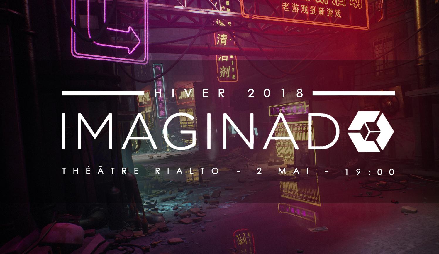 IMAGINAD   -  RSVP
