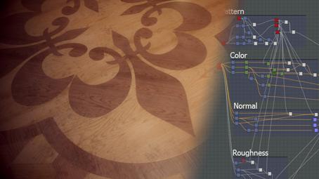Texture avec Substance - Painter et Designer