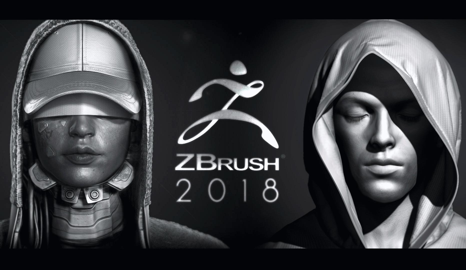 Zbrush - Modélisation organique de personnage