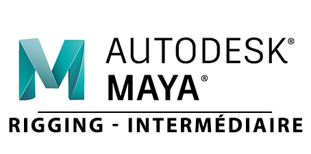 Maya - Spécialisation Rigg intermédiaire