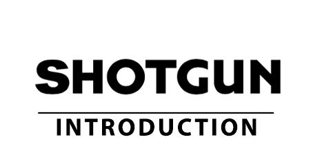 Shotgun - Gestion de projets créatifs - Introduction