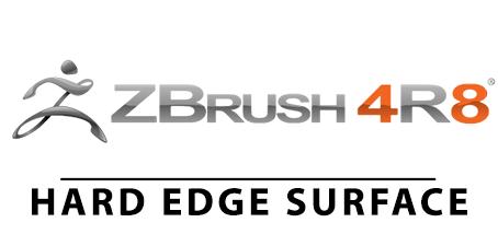 Zbrush - Hard Edge Surface