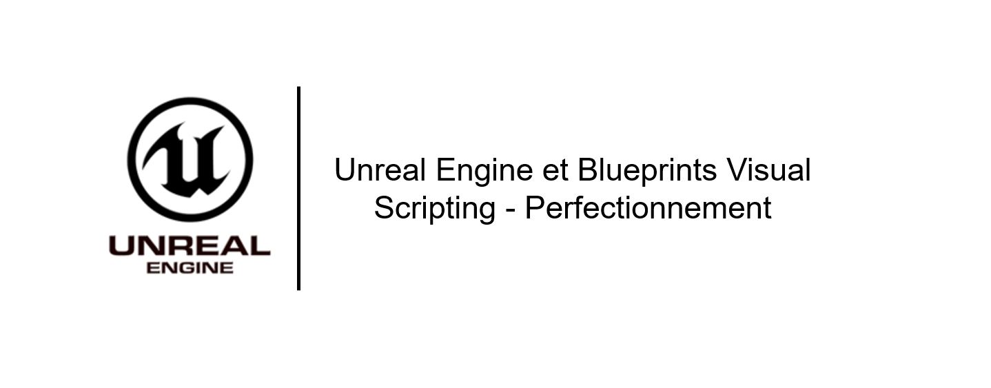 Unreal Engine et Blueprints Visual Scripting - Perfectionnement