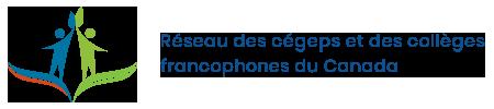 Logo Réseau des cégeps et des collèges francophones du Canada (RCCFC)