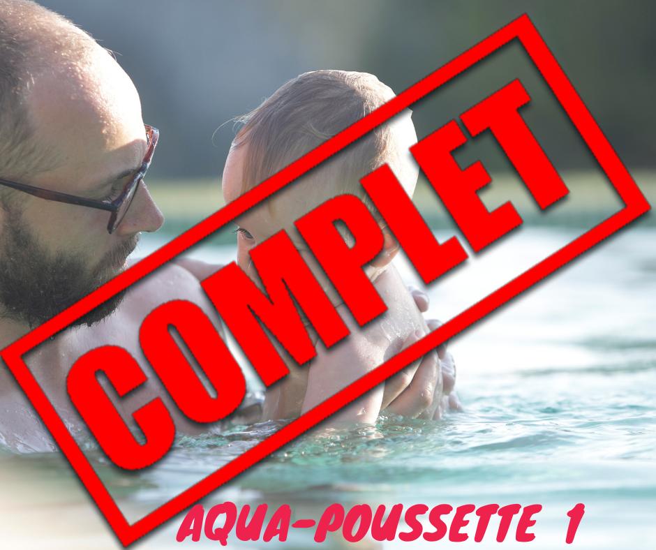 AQUA-POUSSETTE - 1