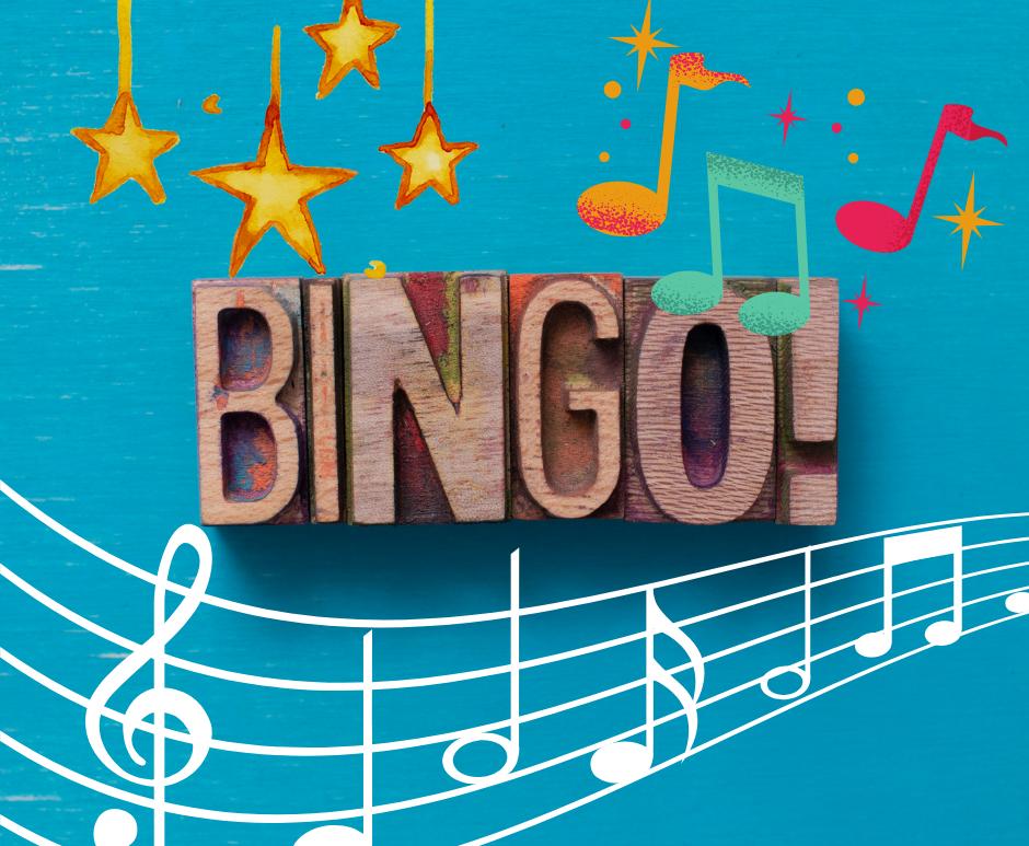 BINGO MUSICAL