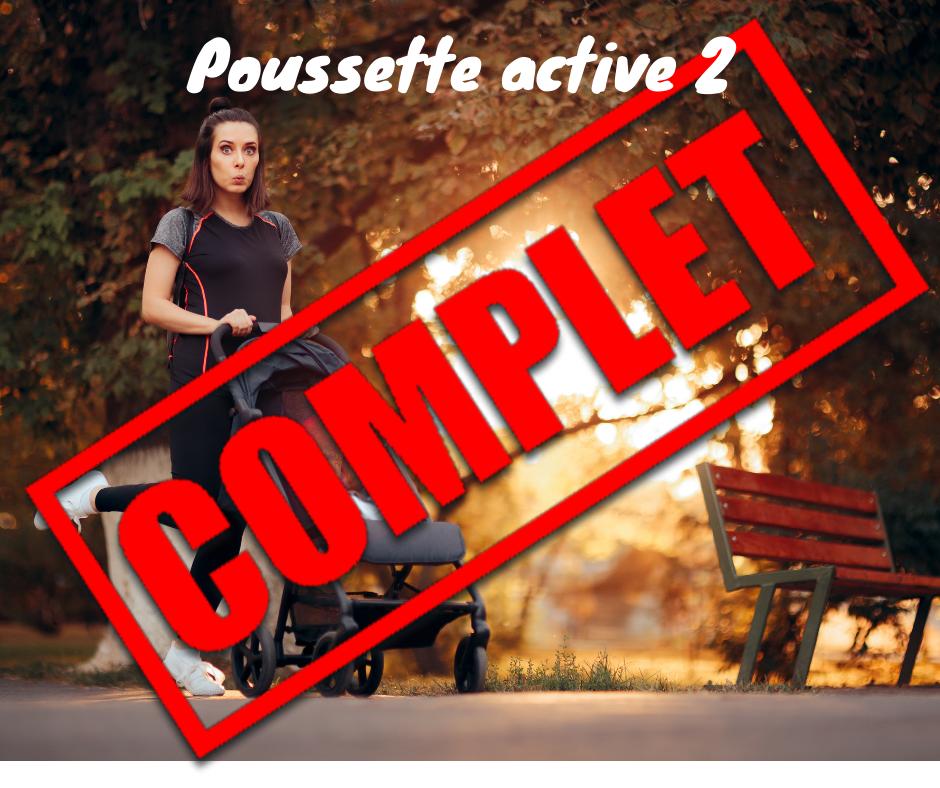POUSSETTE ACTIVE - 2