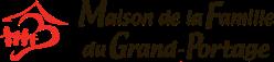 Logo Maison de la Famille du Grand-Portage