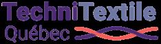 Logo TechniTextile Québec