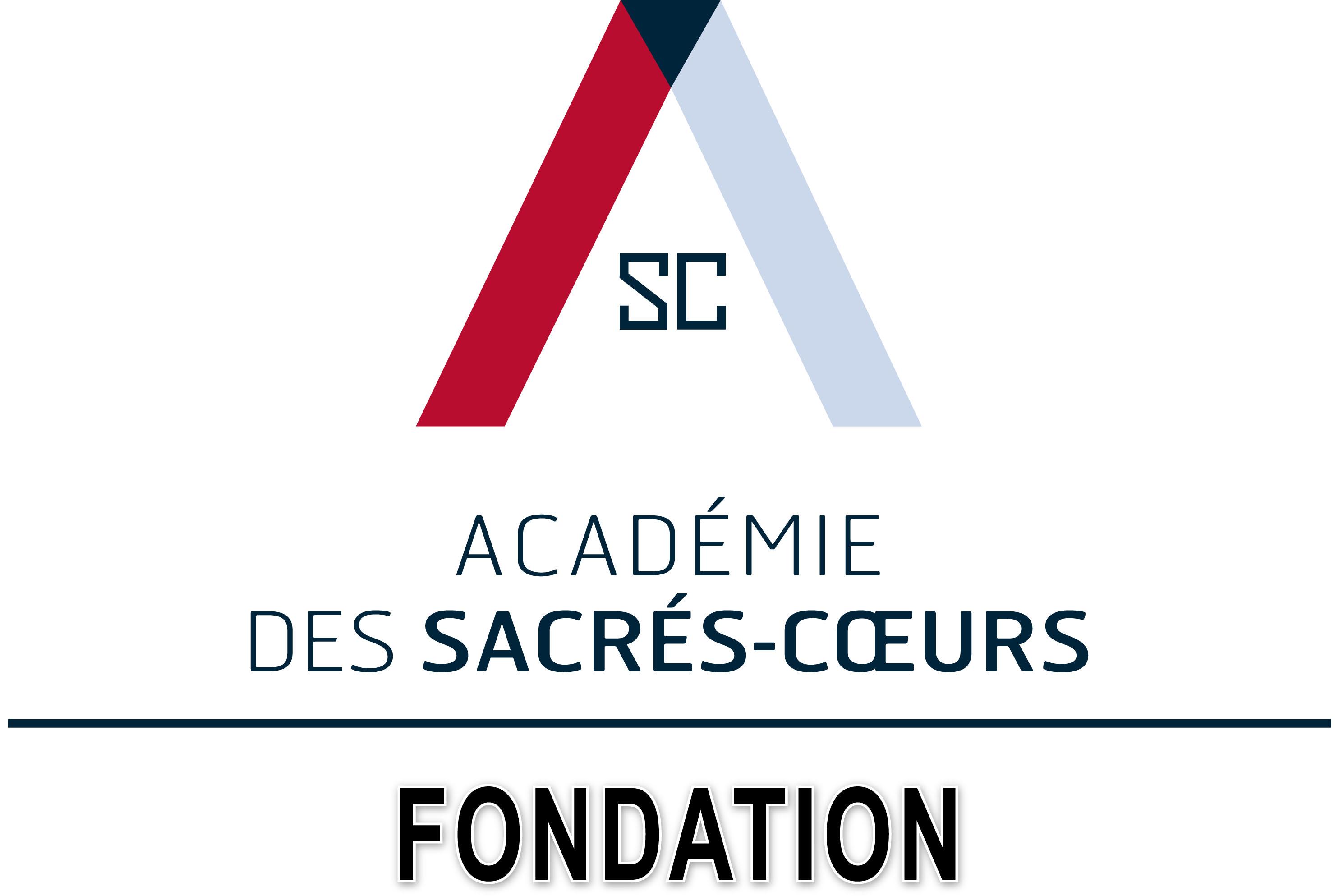 Logo Fondation Académie des Sacrés-Coeurs