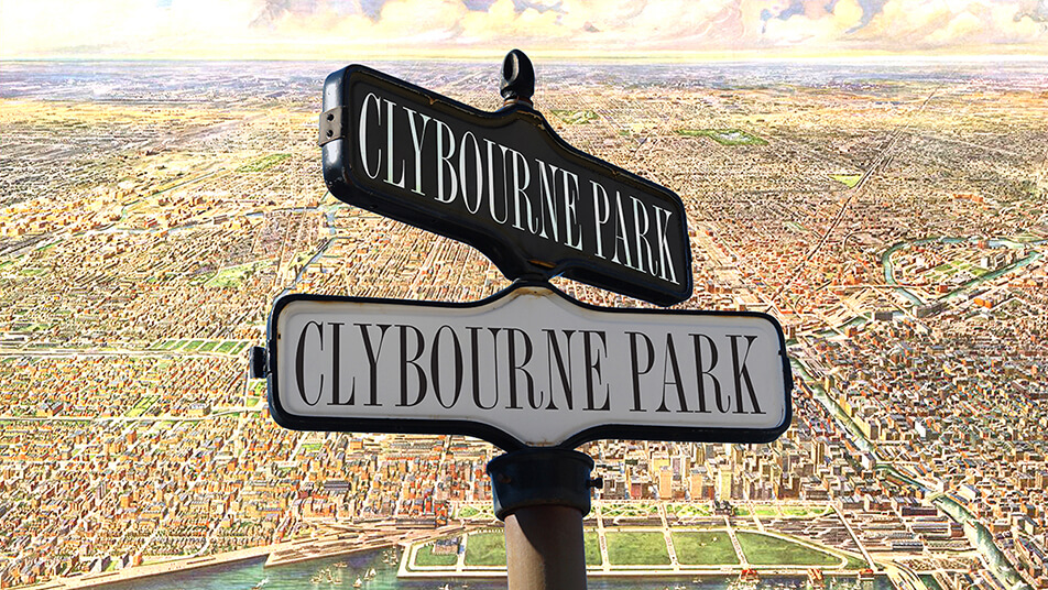 """FIFTH ANNUAL CENTAUR THEATRE NIGHT PRESENTS """"CLYBOURNE PARK"""" WITH ELLEN DAVID, DIRECTOR OF THE PLAY"""
