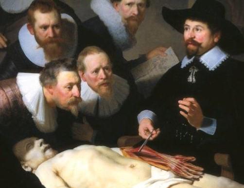 «L'art et la médicine. La médicine et l'art.» avec Dr J. Meakins (Coquetel)