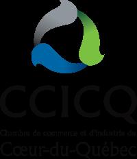 Logo Chambre de commerce et d'industrie du Cœur-du-Québec